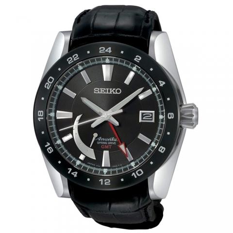 ساعت مچی عقربه ای مردانه کلاسیک برند سیکو مدل SNR021J1
