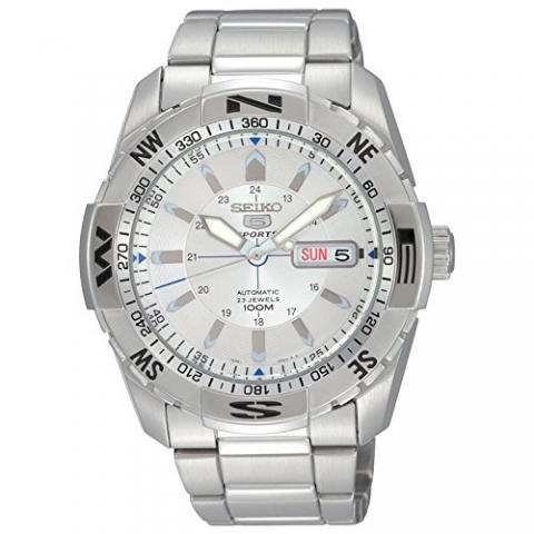 ساعت مچی عقربه ای مردانه کلاسیک برند سیکو مدل SNZJ03J1