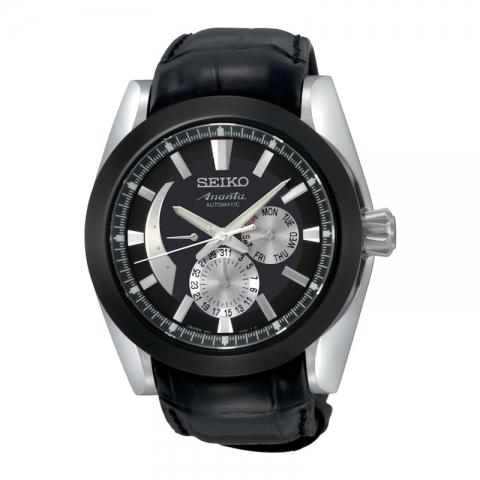 ساعت مچی عقربه ای مردانه کلاسیک برند سیکو مدل SPB019J1
