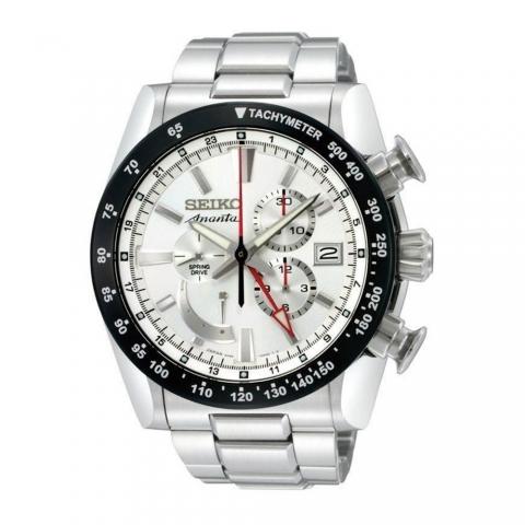 ساعت مچی عقربه ای مردانه اسپرت برند سیکو مدل SPS007J1