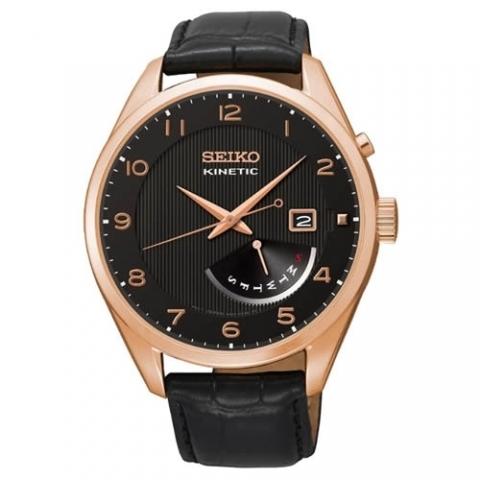 ساعت مچی عقربه ای مردانه کلاسیک برند سیکو مدل SRN054P1