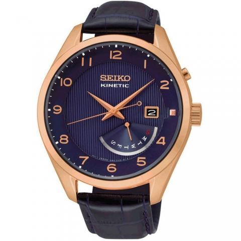 ساعت مچی عقربه ای مردانه کلاسیک برند سیکو مدل SRN062P1
