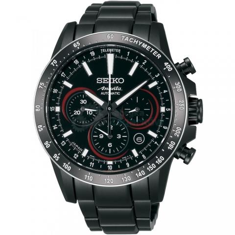 ساعت مچی عقربه ای مردانه اسپرت برند سیکو مدل SRQ015J1