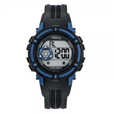 ساعت مچی دیجیتال مردانه اسپرت برند تِک دی مدل 655948