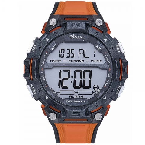 ساعت مچی دیجیتال مردانه اسپرت برند تِک دی مدل 655964