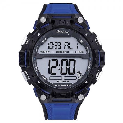 ساعت مچی دیجیتال مردانه اسپرت برند تِک دی مدل 655963