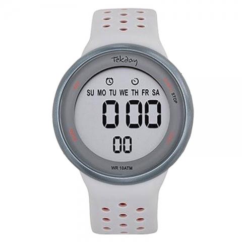 ساعت مچی دیجیتال مردانه - زنانه اسپرت برند تِک دی مدل 655959