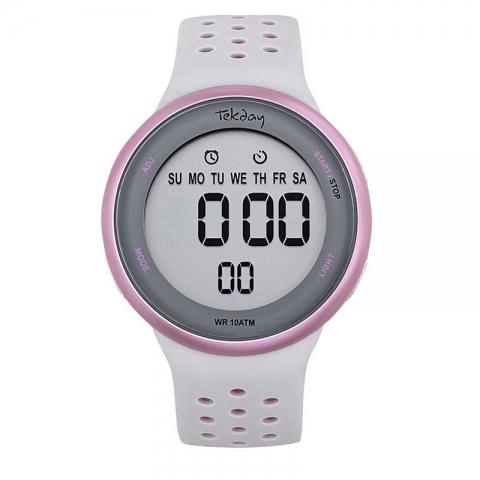 ساعت مچی دیجیتال زنانه اسپرت برند تِک دی مدل 655958
