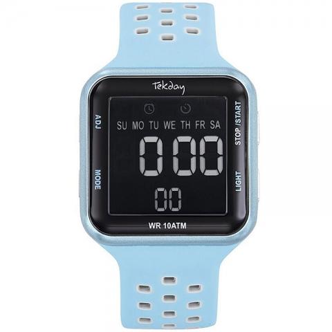 ساعت مچی دیجیتال زنانه اسپرت برند تِک دی مدل 655957
