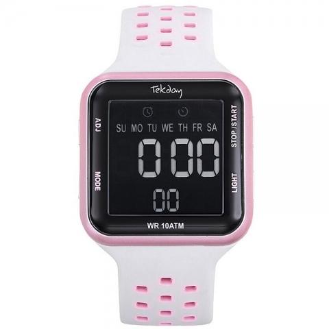 ساعت مچی دیجیتال زنانه اسپرت برند تِک دی مدل 655953