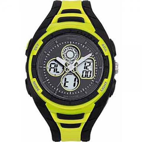 ساعت مچی عقربه ای - دیجیتال مردانه اسپرت برند تِک دی مدل 655949