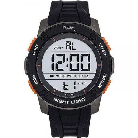 ساعت مچی دیجیتال مردانه اسپرت برند تِک دی مدل 655947