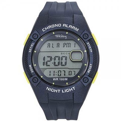 ساعت مچی دیجیتال مردانه اسپرت برند تِک دی مدل 655943