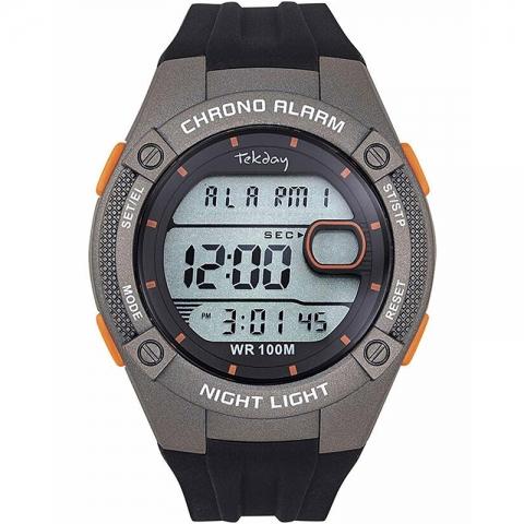ساعت مچی دیجیتال مردانه اسپرت برند تِک دی مدل 655942
