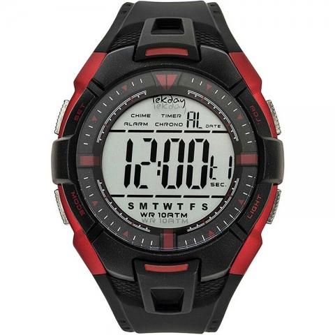ساعت مچی دیجیتال مردانه اسپرت برند تِک دی مدل 655939