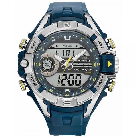 ساعت مچی عقربه ای - دیجیتال مردانه اسپرت برند تِک دی مدل 655938