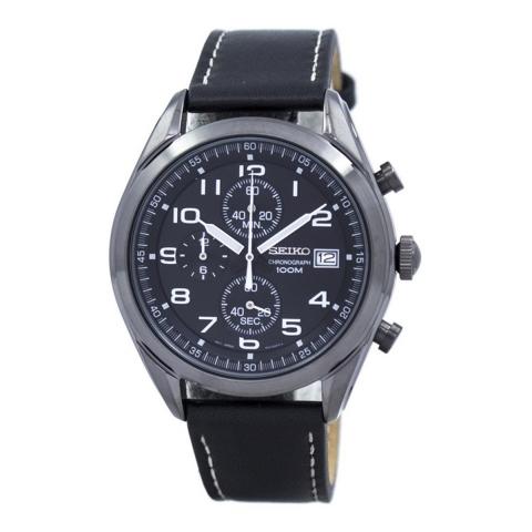 ساعت مچی عقربه ای مردانه کلاسیک برند سیکو مدل SSB277P1