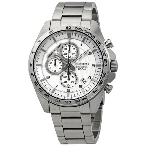 ساعت مچی عقربه ای مردانه کلاسیک برند سیکو مدل SSB317P1