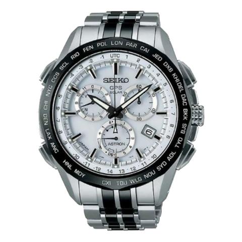ساعت مچی عقربه ای مردانه اسپرت برند سیکو مدل SSE001J1