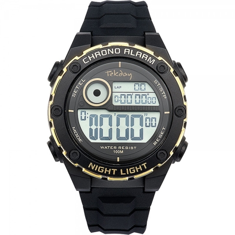 ساعت مچی دیجیتال مردانه اسپرت برند تِک دی مدل 655935