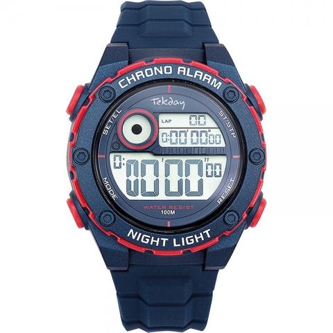 ساعت مچی دیجیتال مردانه اسپرت برند تِک دی مدل 655934