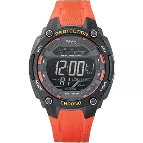 ساعت مچی دیجیتال مردانه اسپرت برند تِک دی مدل 655928