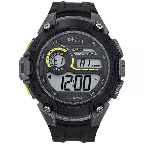 ساعت مچی دیجیتال مردانه اسپرت برند تِک دی مدل 655053
