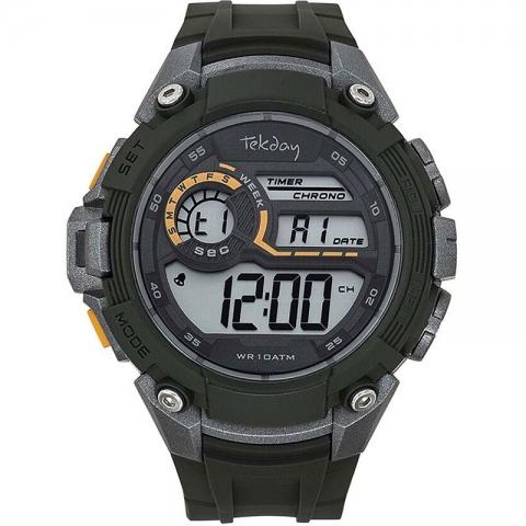 ساعت مچی دیجیتال مردانه اسپرت برند تِک دی مدل 655052