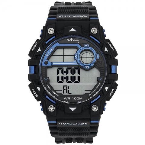 ساعت مچی دیجیتال مردانه اسپرت برند تِک دی مدل 654032