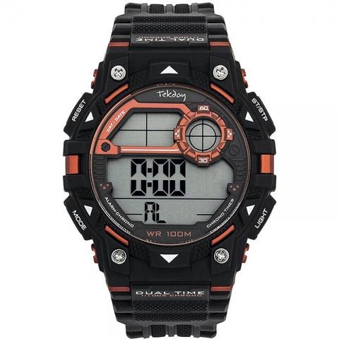 ساعت مچی دیجیتال مردانه اسپرت برند تِک دی مدل 654030