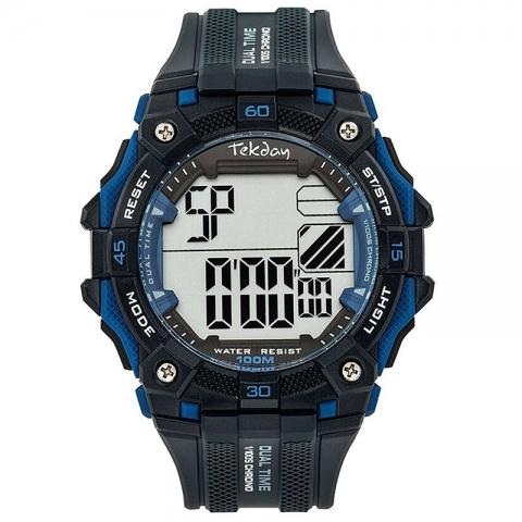 ساعت مچی دیجیتال مردانه اسپرت برند تِک دی مدل 654021