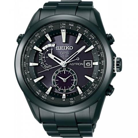 ساعت مچی عقربه ای مردانه اسپرت برند سیکو مدل SAST007G