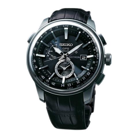 ساعت مچی عقربه ای مردانه اسپرت برند سیکو مدل SAS037J1