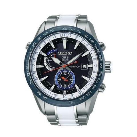 ساعت مچی عقربه ای مردانه اسپرت برند سیکو مدل SAS029J1