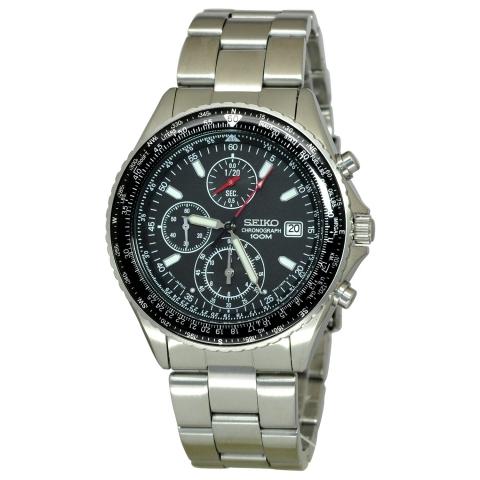 ساعت مچی عقربه ای مردانه اسپرت برند سیکو مدل SND253P1