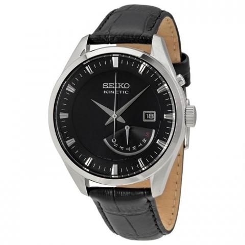 ساعت مچی عقربه ای مردانه کلاسیک برند سیکو مدل SRN045P2