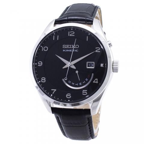 ساعت مچی عقربه ای مردانه کلاسیک برند سیکو مدل SRN051P1