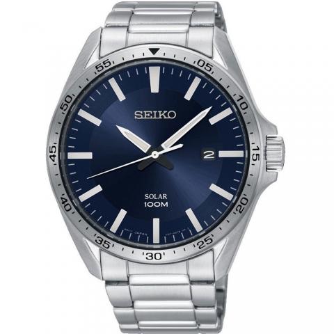 ساعت مچی عقربه ای مردانه کلاسیک برند سیکو مدل SNE483P1