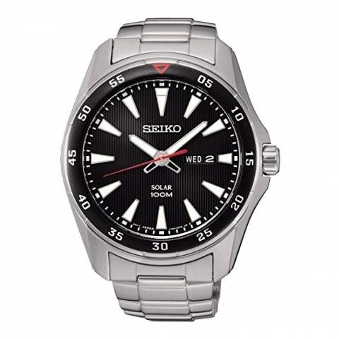 ساعت مچی عقربه ای مردانه کلاسیک برند سیکو مدل SNE393P1