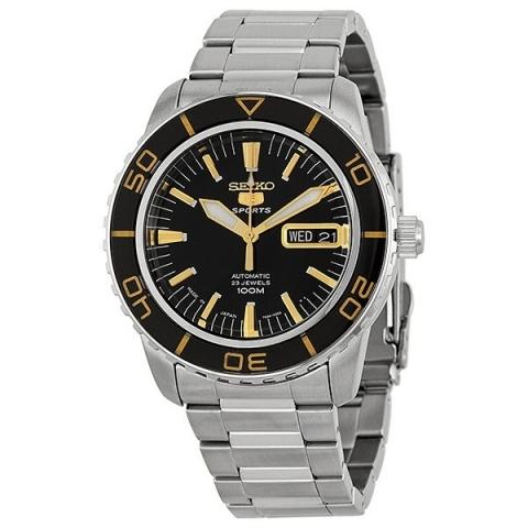 ساعت مچی عقربه ای مردانه کلاسیک برند سیکو مدل SNZH57J1