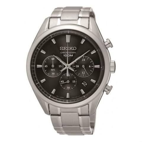 ساعت مچی عقربه ای مردانه کلاسیک برند سیکو مدل SSB225P1
