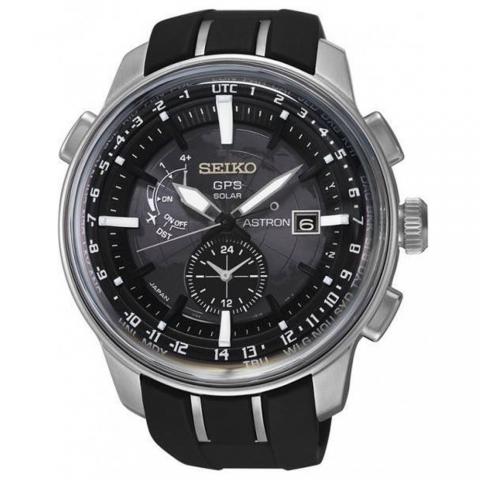 ساعت مچی عقربه ای مردانه اسپرت برند سیکو مدل SAS031J1