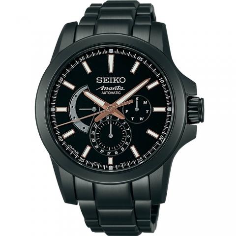 ساعت مچی عقربه ای مردانه کلاسیک برند سیکو مدل SPB027J1