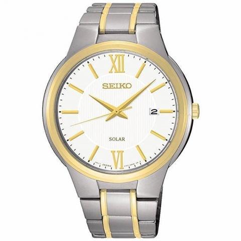 ساعت مچی عقربه ای مردانه کلاسیک برند سیکو مدل SNE388P1