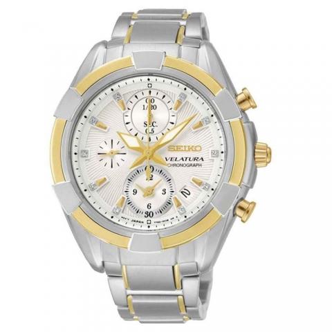 ساعت مچی عقربه ای زنانه کلاسیک برند سیکو مدل SNDW14P1