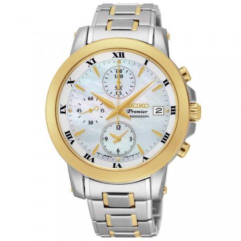 ساعت مچی عقربه ای زنانه کلاسیک برند سیکو مدل SNDV70P1
