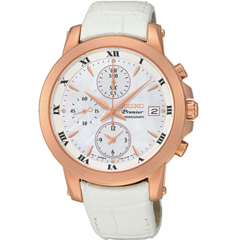 ساعت مچی عقربه ای زنانه کلاسیک برند سیکو مدل SNDV66P1