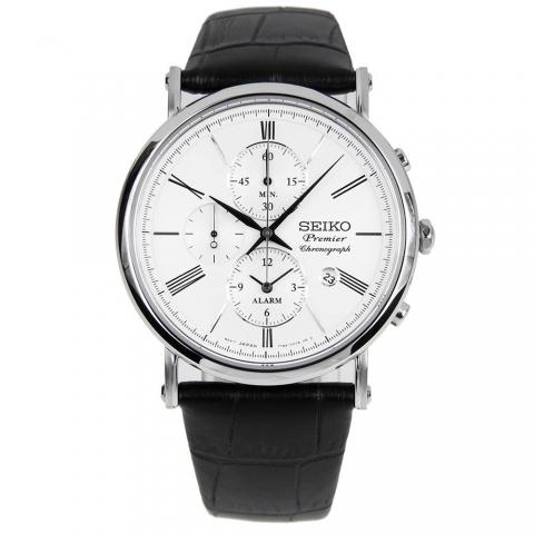 ساعت مچی عقربه ای مردانه کلاسیک برند سیکو مدل SNAF77P1