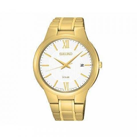 ساعت مچی عقربه ای مردانه کلاسیک برند سیکو مدل SNE390P1