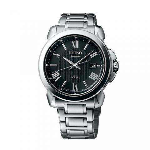 ساعت مچی عقربه ای مردانه کلاسیک برند سیکو مدل SNE455P1